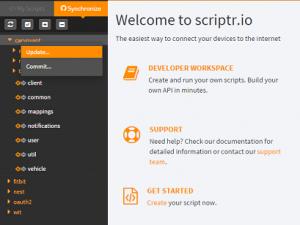 scriptr-checkout-github