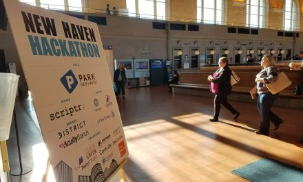 Transit Mashups at the New Haven Hackathon