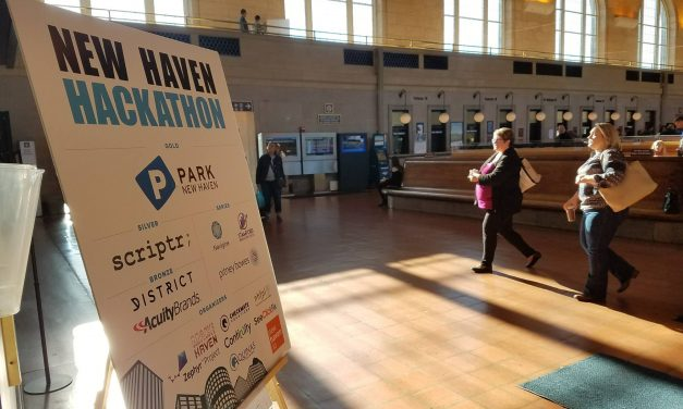 Transit Mashups at the New Haven Hackathon