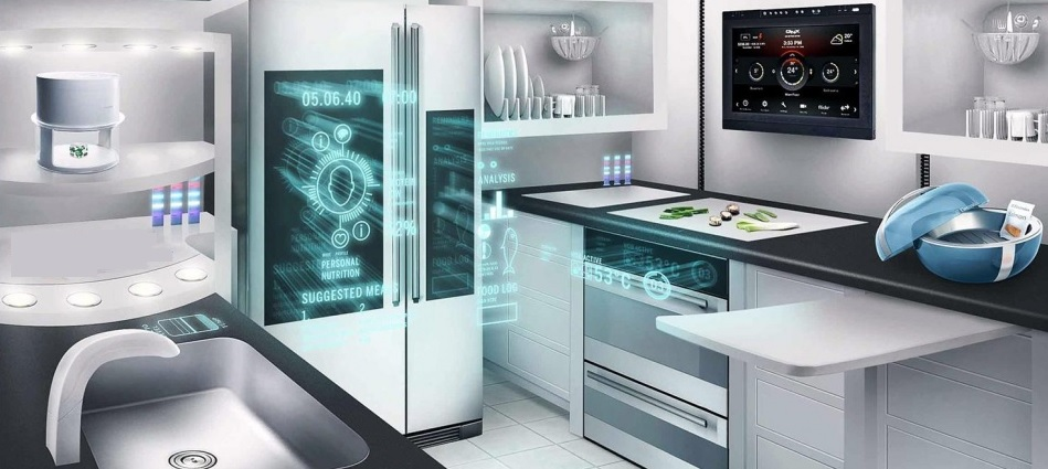 Connect your kitchen using Nebula 2.0, STM32 and scriptr.io
